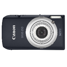canon ixus 210 point and shoot camera price, specification
