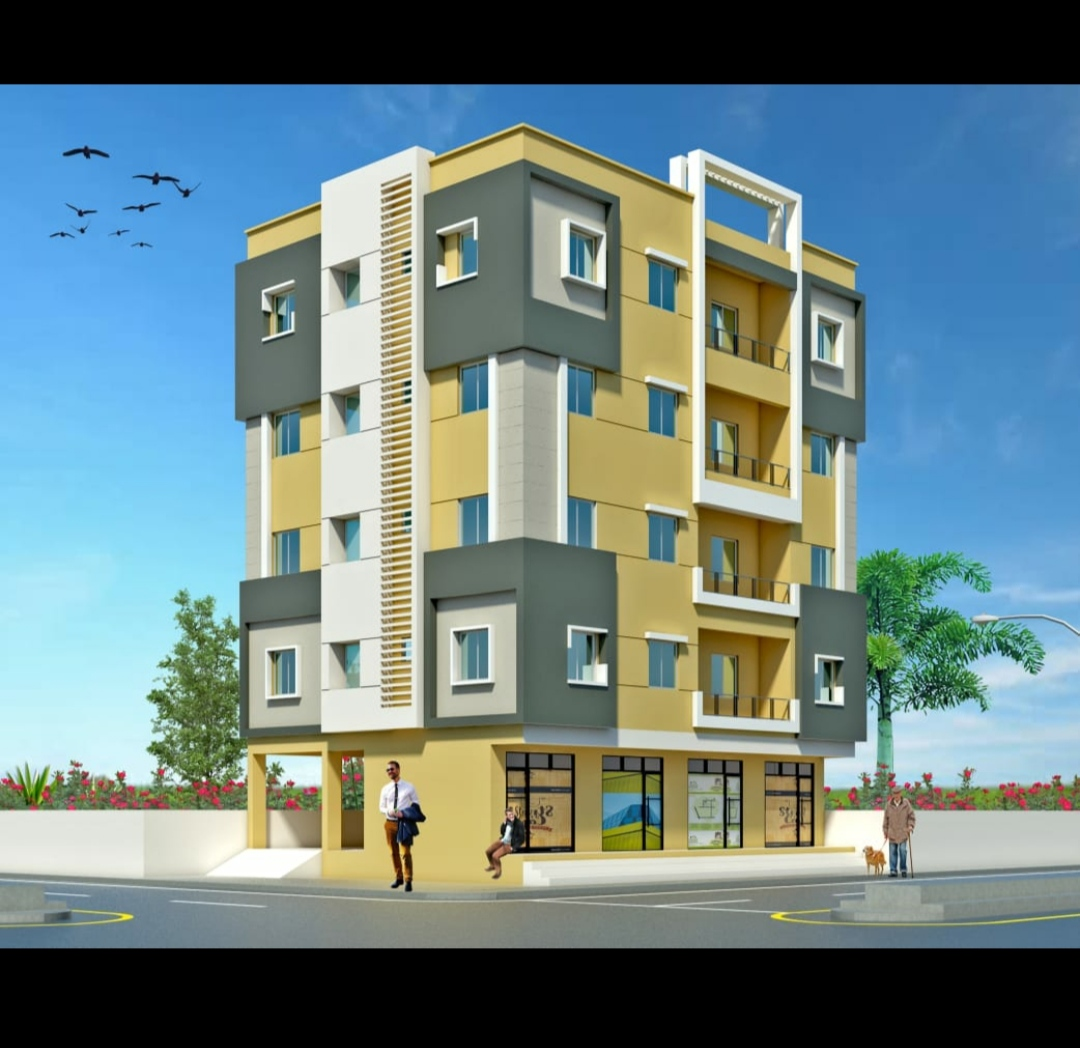 1 BHK Flats for Rent in Kharadi, Pune, Single Bedroom ...