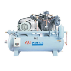 INDO AIR IA 505T2WIN 500 Liters Air Compressor