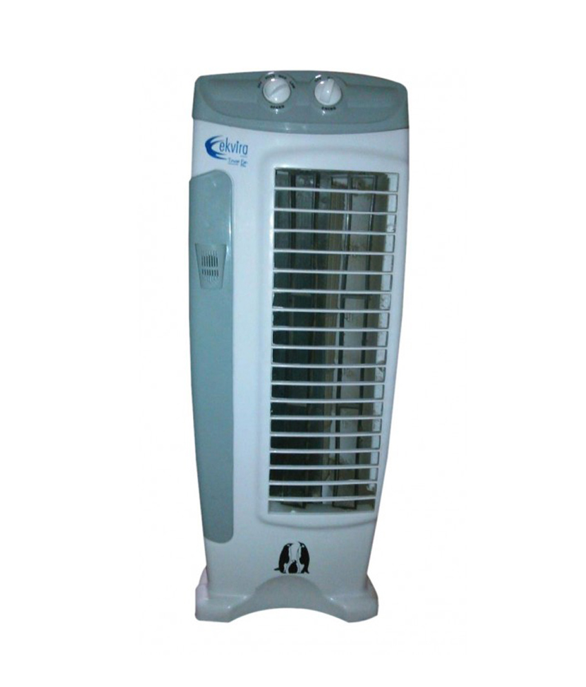 Air To Air Cooling : Ekvira tower fan air cooler price specification