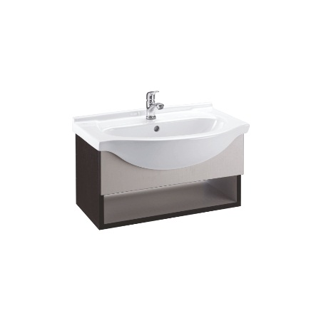 Cera CAB 1028A Semi Recessed Wash Basin Price Specification Features