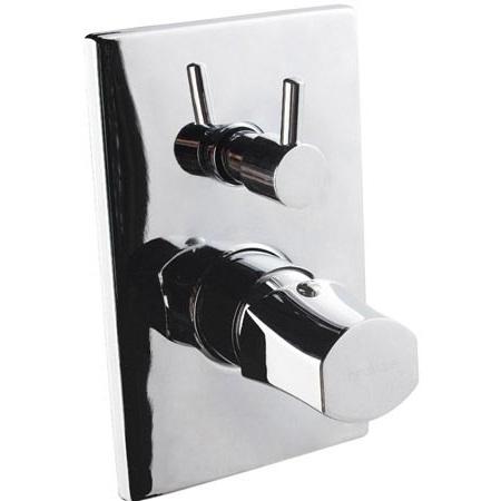 Hindware Armada Concealed Bath Mixer And Divertor Single