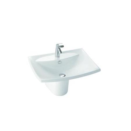 Kohler K 19799W Half Pedestal Wash Basin Price, Specification ...