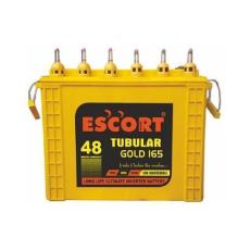 Escort Gold 165 165 AH Tubular Battery