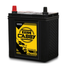 exide cabby cabbydin74 74 ah automotive battery price. Black Bedroom Furniture Sets. Home Design Ideas