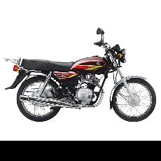 Yamaha Crux Self Start