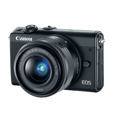 Canon EOS M100 Kit Mirrorless Camera