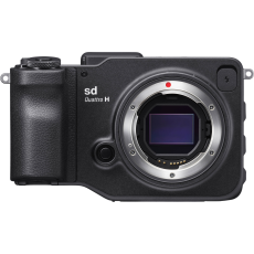 Sigma sd Quattro H Mirrorless Camera