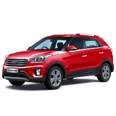 Hyundai Creta 1.6 SX Plus Petrol Car