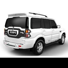 Mahindra Scorpio S2 Car
