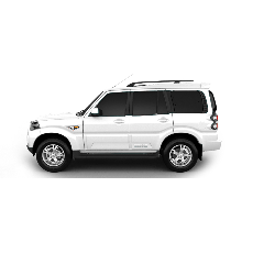 Mahindra Scorpio S6 Plus Car
