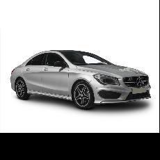 Mercedes Benz CLA Class 200 CDI Style Car