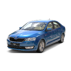 Skoda Rapid 1.5 TDI CR Ambition AT with Alloy Wheels Car