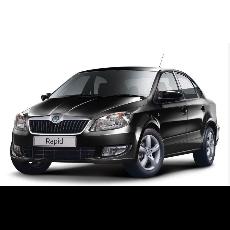Skoda Rapid 1.5 TDI CR Ambition with Alloy Wheels Car