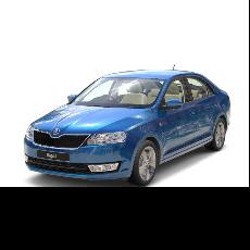 Skoda Rapid 1.5 TDI CR Elegance Plus AT Car