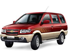 Chevrolet Tavera Neo LS - B4 7-Seater - BS III Car