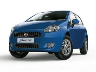 Fiat Grande Punto 1.2 Dynamic (Petrol) Car