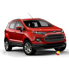 Ford Ecosport   Tdcisel Titaniumo Car