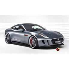 Jaguar C-X16 3.0L Hybrid Car