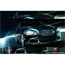 Jaguar XF 5.0 Litre V8 Petrol AJ V8 GEN III Car