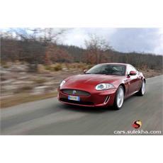 Jaguar XK 5.0 Litre V8 Petrol Coupe AJ V8 GEN III Car