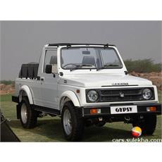 Maruti Suzuki Gypsy King HT - BS III Car
