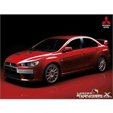 Mitsubishi Lancer Evolution X 2.0 Car Price, Specification ...