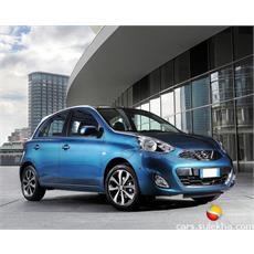 Nissan Micra Petrol XL (O) Car