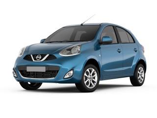Nissan Micra Xv Car