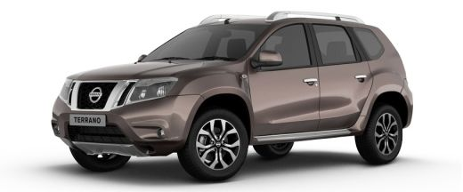 Nissan Terrano Diesel Car