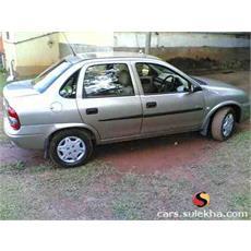 Opel Corsa 1.4 Sport 3 dr Car