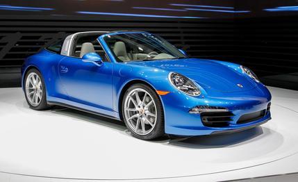 Porsche 911 Targa 4 Car