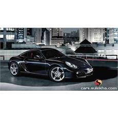 Porsche Cayman S (Manual) Car