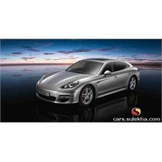 Porsche Panamera - Manual Car