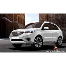 Renault Koleos 2.0 Diesel Car