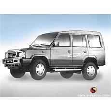 Tata Sumo Spacio Gold 10/6 STR BS III Car