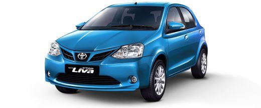 Toyota Etios Liva VX Car