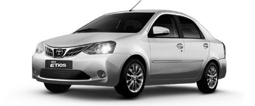 Toyota Etios VXD Car