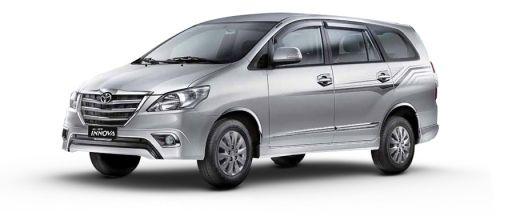Toyota New Innova 2.5 G (8-Seater) Car