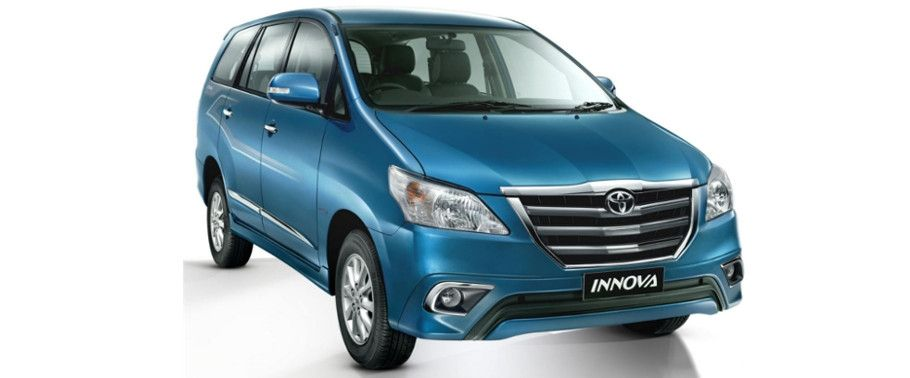Toyota New Innova 2 5 Vx 8 Seater Car Price