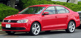 Volkswagen Jetta 1.6L Petrol Car