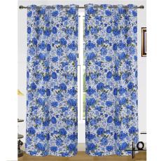 Dekor World DWCT 1059 Eyelet Window Curtain