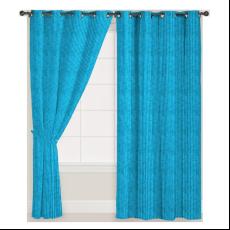 Presto ICBC09MC Eyelet Window Curtain