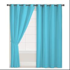 Presto ICOTS4189 8140MC Eyelet Window Curtain