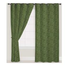 Presto ICST408MC Eyelet Window Curtain