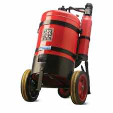 Map 90 Fire Extinguisher.Ceasefire Abc Powder Based Map 90 Domestic Capacity 75kg Fire