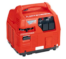 Mitsubishi MGC1101 1.375 KVA Generator Price, Specification ...