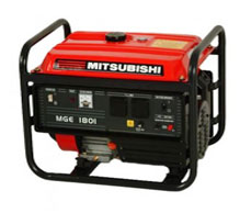 Mitsubishi MGE4800 6 KVA Generator Price, Specification & Features