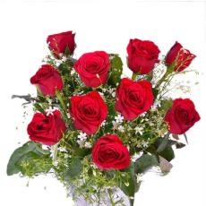 Archies A Beautiful Rosy Surprise PRE173 Flower Bouquet