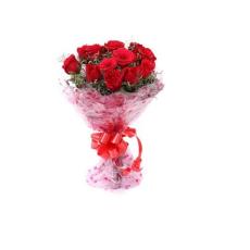 Archies Bold Roses 852M Flower Bouquet